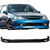 99 civic front lip - Mugen Front Bumper Lip Spoiler 99-00 Honda Civic 2Dr 4Dr PP Dx (UNPAINTED)
