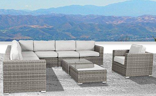 Verona 10 Piece Sectional Group with (Verona Modern Sofa)