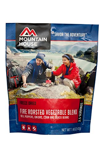 Mountain House Fire Roasted Vegetable Blend
