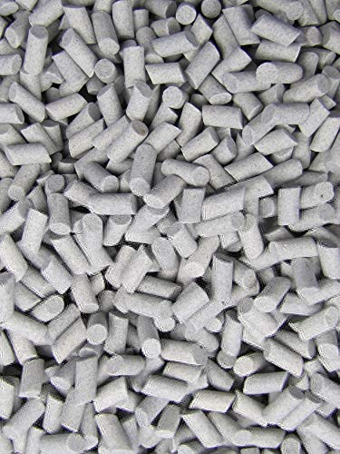 "Algrium Glassworks Ceramic Tumbling Media 5 Lbs. 3/16"" X 3/8"" Cylinder Abrasive price tips cheap"