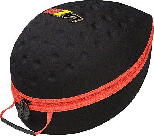 Lazer Tardiz helmet case schwarz   ROT