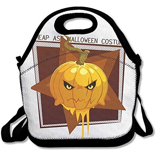 Staroklaho Lunch Bag For Men Lunch Bag For Women Cheap Ass Halloween Costume Pumpkin Lunch Bag Lunch Box Food Bag Lunch Bag For Adults Lunch Bag For -
