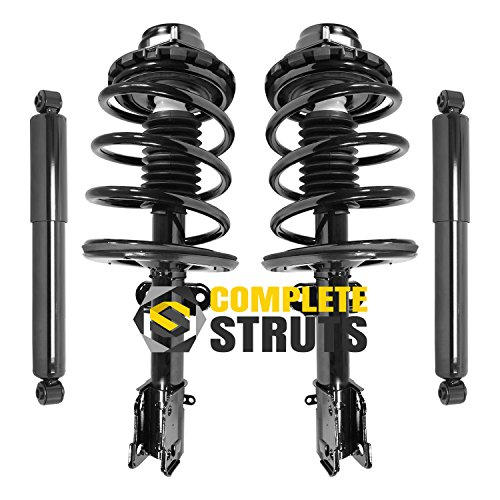 1995-2000 Plymouth Voyager Complete Strut & Shock Absorber (Set of 4)