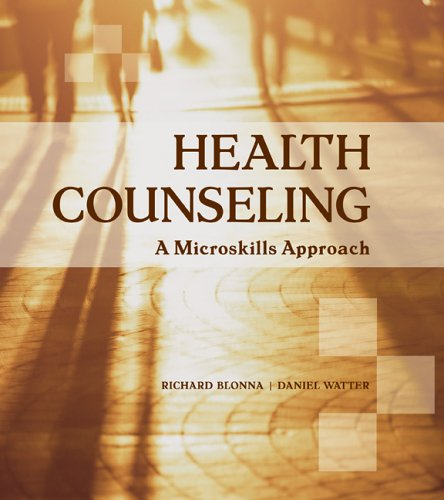 counseling micro skills Microskills training: a model for teaching verbal processing skills in music therapy verbal techniques cited in the literature include basic counseling skills.