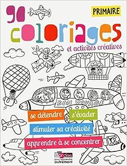 Coloriage Picbille Cp.Amazon Fr Cahier De Coloriage Primaire Fred Sochard Livres