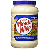 Miracle Whip Original Dressing, 1.5L