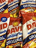 David Seed SunFlower Seeds, Original, 0.9 Ounce, 36 pack