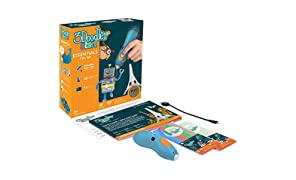 3Doodler Start Essentials 3D Pen Set For Kids with Free Refill Filaments - STEM Toy For Boys & Girls, Age 6 & Up - Toy of The Year Award Winner