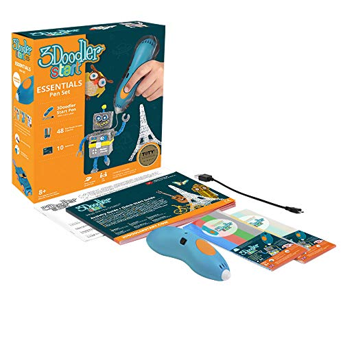 3Doodler Start Essentials 3D Pen Set For Kids with Free Refill Filament - STEM Toy For Boys & Girls, Age 6 & Up - Toy of The Year Award Winner by 3Doodler (Image #10)