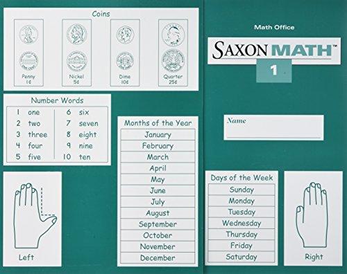 Saxon Math 1: Workbook and Materials