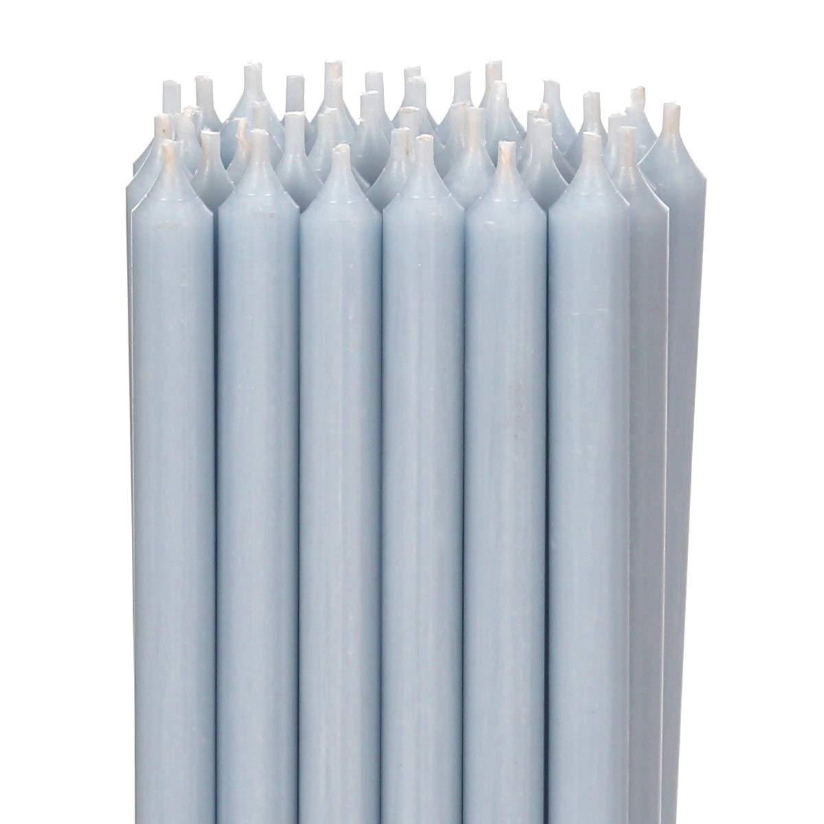 B/ütic GmbH Candele Colorate 250 mm x 13 mm combustione Senza residui. Candele Altamente pulite