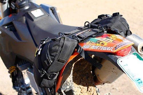 Wolfman Luggage S0515 - DayTripper Saddle Bags V-1.7