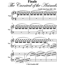 Dr  Sheet Music - Saint Saens, Carnival of the Animals - Finale
