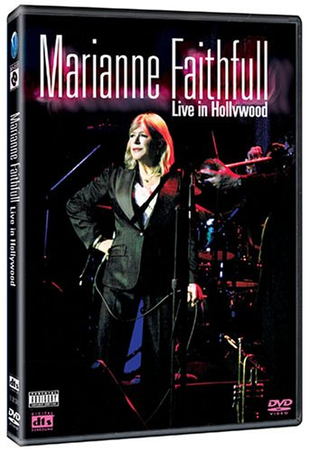 Marianne Faithfull Live in Hollywood at the Henry Fonda Theater