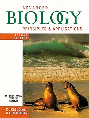 Advanced Biology: Principles and Applications Second Edition
