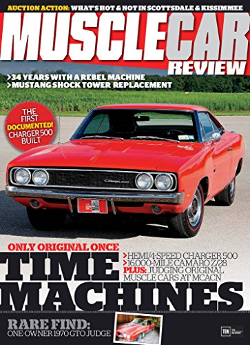 Muscle Car (Car And Driver Magazine)