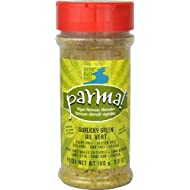 Parma Parmesan Cheese Alternative Vegan Garlicky Green -- 3.5 oz - 2PC