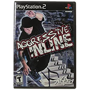 Aggressive Inline Skating PS2