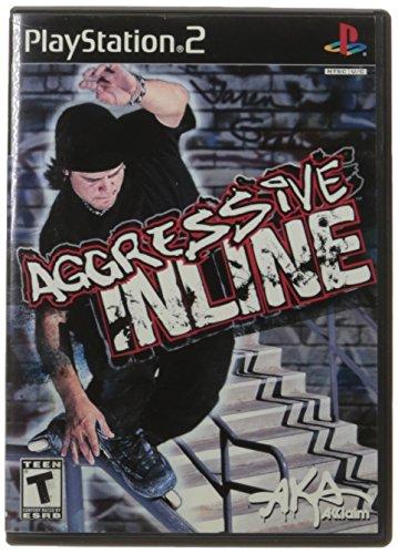 Aggressive Inline Skating PS2