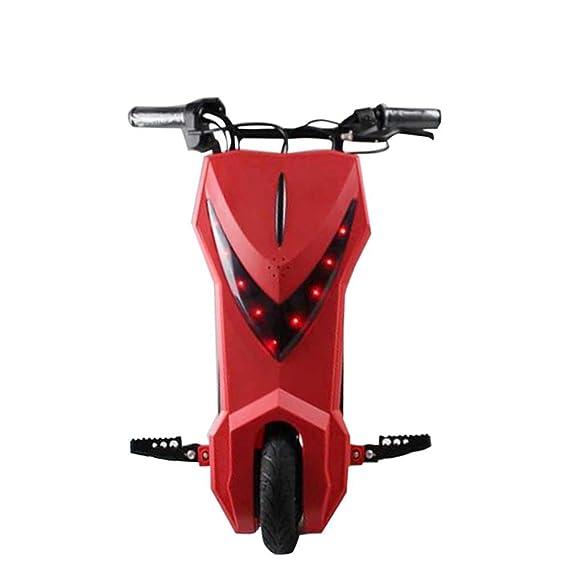 Amazon.com: YIIYU - Patinete eléctrico de tres ruedas, 12 V ...
