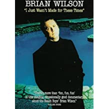 Brian Wilson: I Just Wasn't Made for These Times