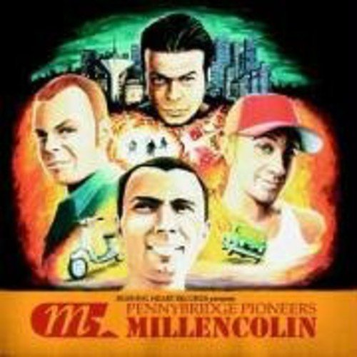 CD : Millencolin - Pennybridge Pioneers (United Kingdom - Import)