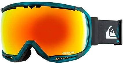 7e22da62b78 Quiksilver Mens Hubble Tr - Ski Snowboard Goggles for Men Snowboard Ski  Goggles Blue