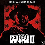 The Music of Red Dead Redemption 2 (2x LP - Trans Red Vinyl) [Original Soundtrack]