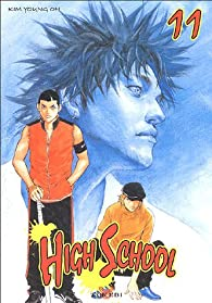 High School, Tome 11 : par Young-Oh Kim