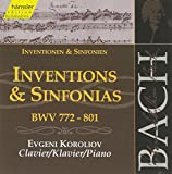 Inventions & Sinfonias