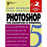 Photoshop 5 for Windows and  Macintosh: Visual QuickStart Guide