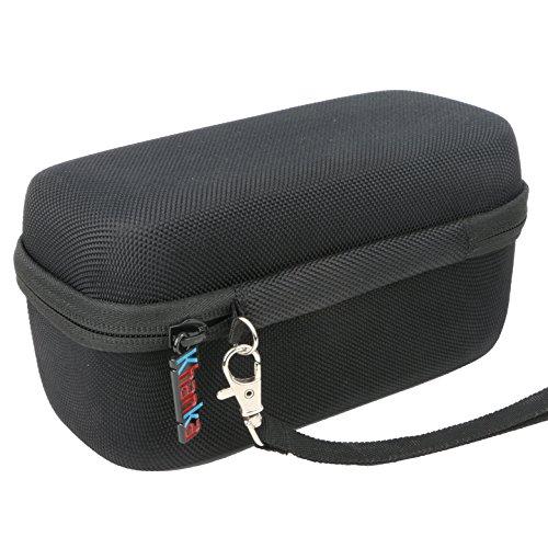Doss Speaker case, Khanka Hard Case Travel Storage Bag for DOSS SoundBox Touch Wireless Bluetooth V4.0 Portable Speaker