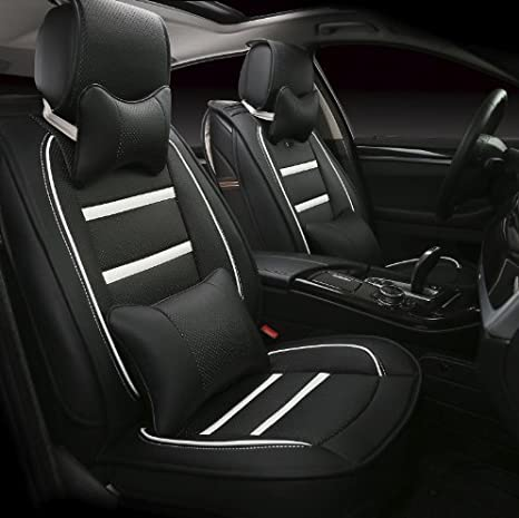 Frontline 3d Car Seat Cover For Honda Wrv Amazon In Car Motorbike