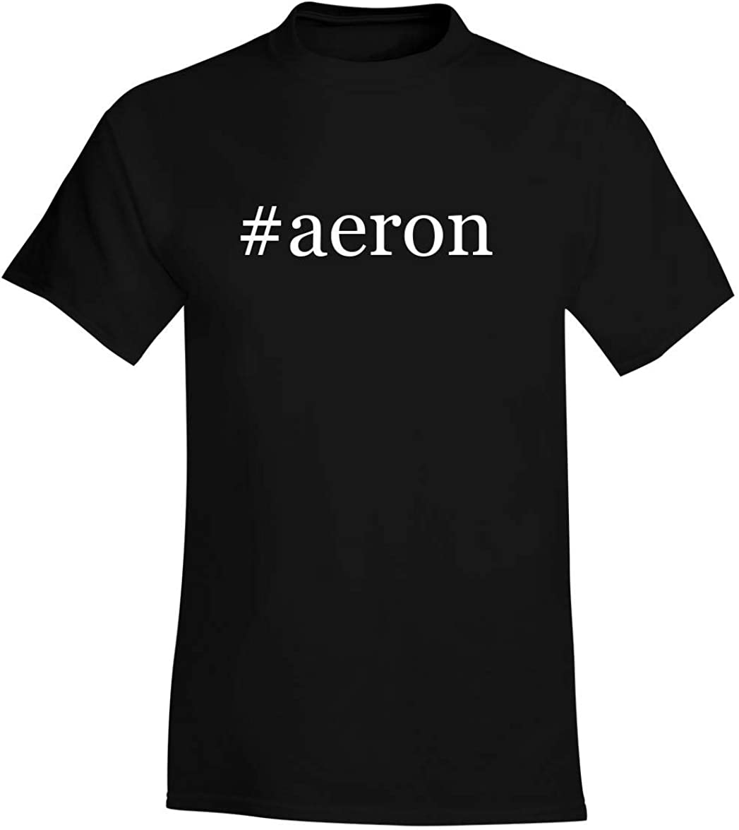 #Aeron - ein Hashtag Soft & Comfortable Men'S T-Shirt