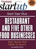 img - for Start Your Own Restaurant (and Five Other Food Businesses) (Entrepreneur Magazine's Start Ups) book / textbook / text book