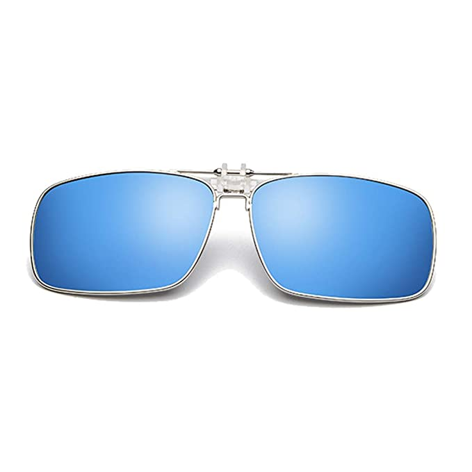 Embryform gafas de sol unisex Clip en lentes polarizados de ...