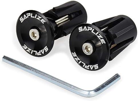 MTB Mountain Road Bike Handlebar End Plugs Bicycle Metal Bar End Stoppers