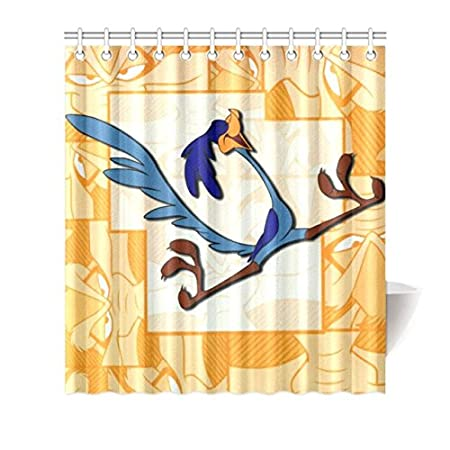 Custom Shower Curtain 60x72 Inches Looney Tunes As Lively Amazoncouk Kitchen Home