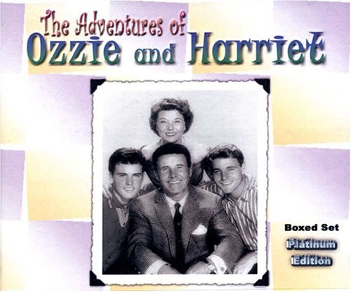 The Adventures of Ozzie & Harriet Box Set -