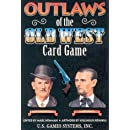 Outlaws of the Old West Card Game (Old West Series)
