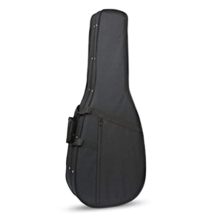 Funda de guitarra clásica Gig Bag Estuche para guitarra con respaldo y funda para guitarra de