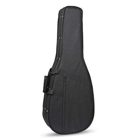 Bolsas de Guitarra Estuche para Guitarra con Respaldo y ...