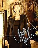 NATASHA HENSTRIDGE as Dawn Chamberlain - The Secret Circle Genuine Autograph