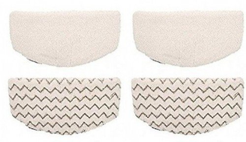 Pads for Bissell Powerfresh Steam Mop (4 Pads) by Synonymous
