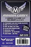 Mayday Games - 331676 - Jeu De Cartes - Housse De Protection - Standard Usa Premium - 56 X 87 Mm - 50 Pièces
