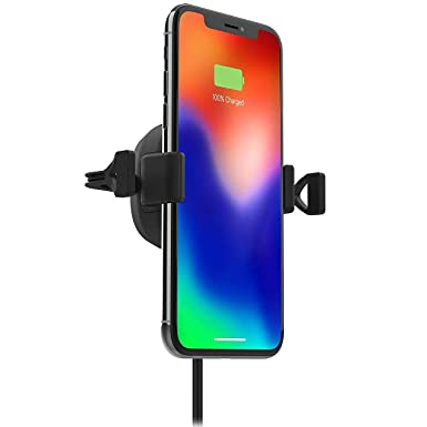 promo code dca5a 5611e Mophie Charge Stream Vent Mount