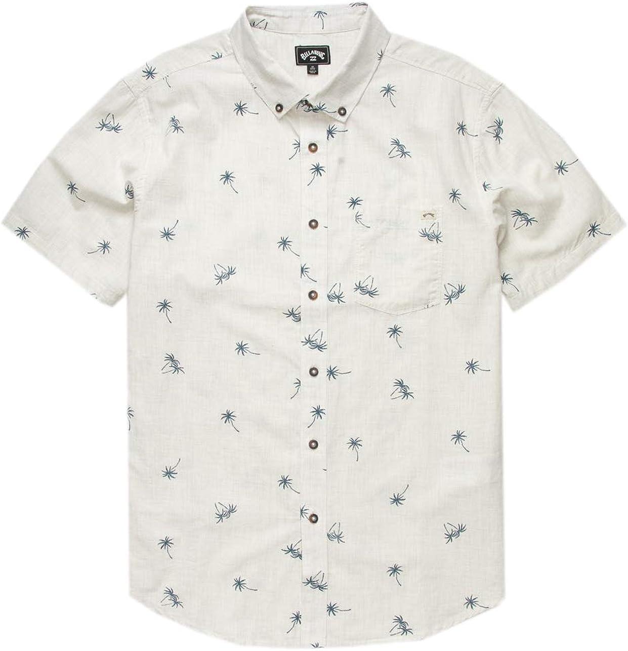 Billabong Mens Sundays Mini 20 Shirts,Medium,Stone