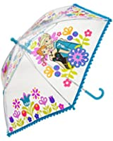 Disney Store Deluxe Frozen Anna and Elsa Umbrella