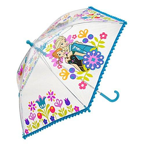 with Frozen Umbrellas design