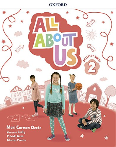 All About Us 2. Activity Book